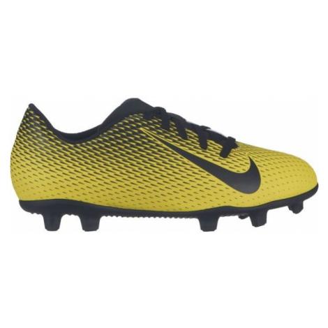 Nike JR BRAVATA II FG žltá - Detské lisovky