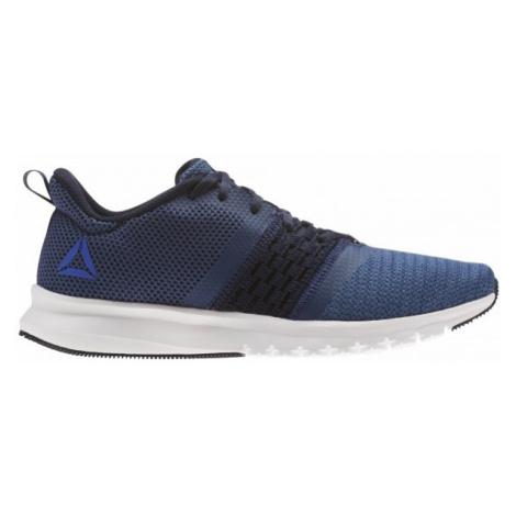 Reebok PRINT LITE RUSH tmavo modrá - Pánska bežecká obuv