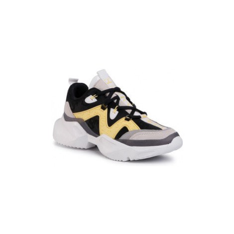 SuperTrash Sneakersy Nika Emb W 2011 031502 Čierna