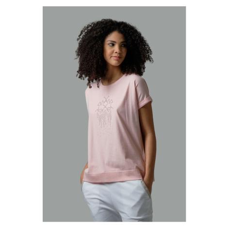 Tričko La Martina Woman T-Shirt Short Sleeves Je