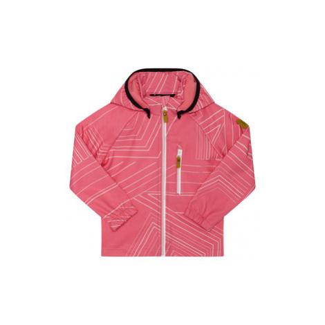 Reima Nepremokavá bunda 521569 Ružová Regular Fit