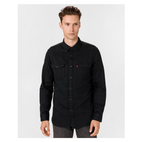 Levi's® Jackson Worker Košeľa Čierna Levi´s