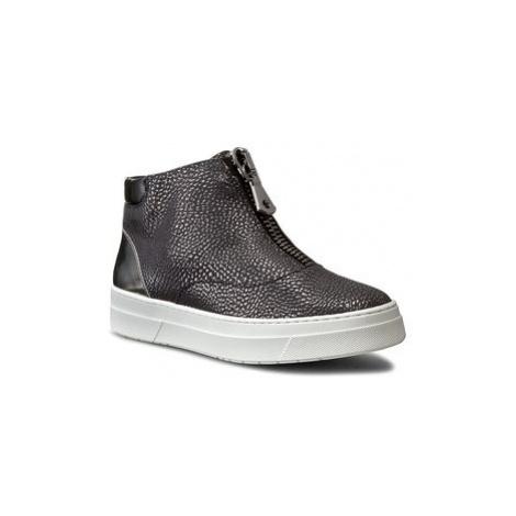 Pollini Sneakersy SA15073G12TN190B Tmavomodrá
