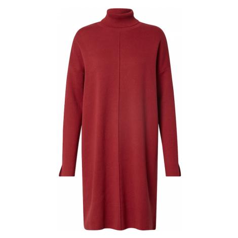 ARMEDANGELS Pletené šaty 'Sienna'  farba lesného ovocia