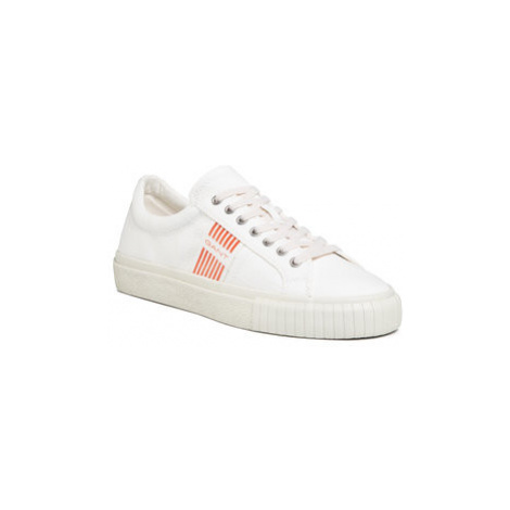 Gant Sneakersy Faircourt 20638487 Biela