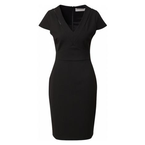 BOSS Casual Puzdrové šaty 'Dilira'  čierna