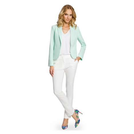 Made Of Emotion Woman's Jacket M030 Mint