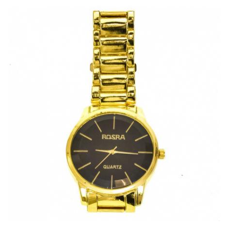 Zlaté náramkové hodinky John-C
