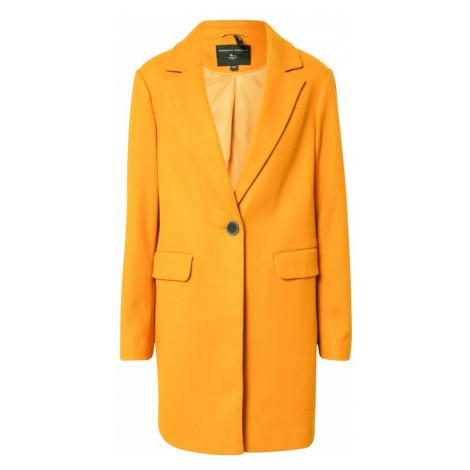 Dorothy Perkins Prechodný kabát 'MINIMAL'  žlté