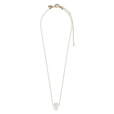 Pilgrim Retiazka 'Necklace Crown Chakra'  zlatá