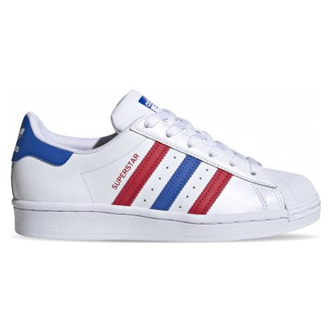adidas Superstar Junior-5.5 biele FW5851-5.5