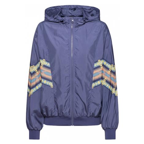 Urban Classics Prechodná bunda 'Inka Batwing'  modrá