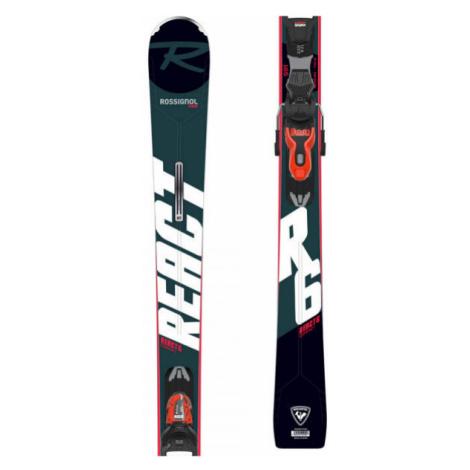 Rossignol REACT 6 COMPACT+XPRESS 11 GW - Pánske zjazdové lyže