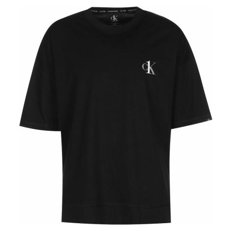 Calvin Klein Underwear Krátke pyžamo  čierna