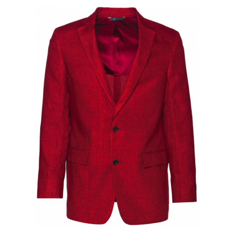 Sako Brooks Brothers Spct Soft Linen Sv Hl Rgnt Lino Red