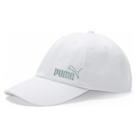 Puma Kšiltovka Ess Cap II White-NO 1