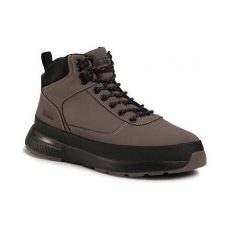 Šnurovacia obuv SPRANDI EARTH GEAR MP40-OBM003 Imitácia kože/-Imitácia kože
