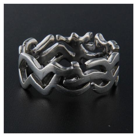 Strieborný prsteň 13948