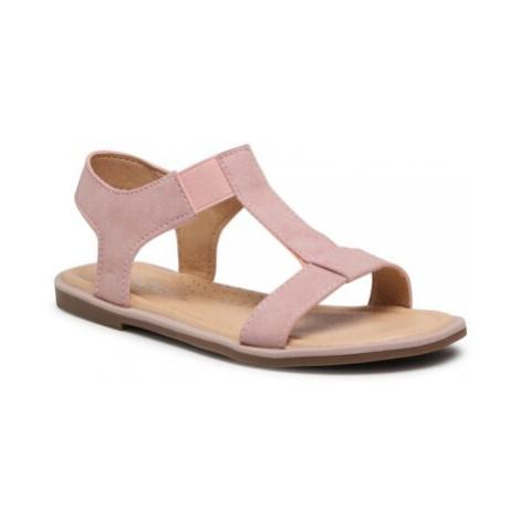 Sandále Nelli Blu CS166-3 Ekologická koža/-Ekologická koža