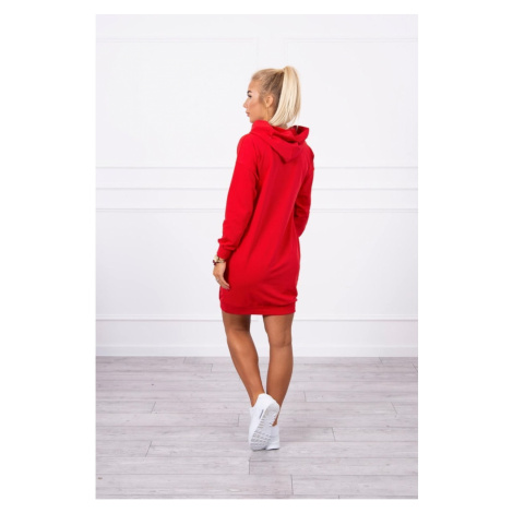 Dámske šaty Kesi Hooded