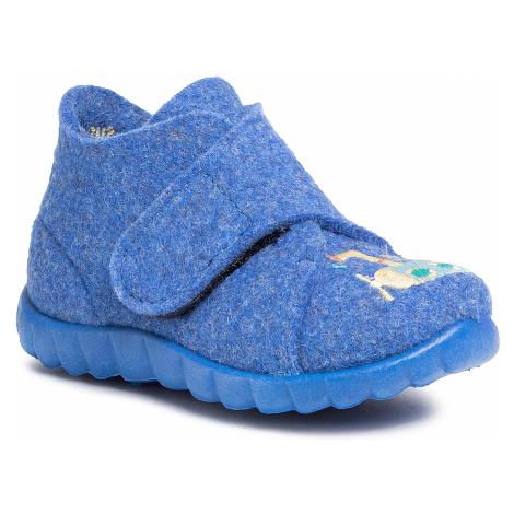 Papuče SUPERFIT - 1-000290-8000 Blau