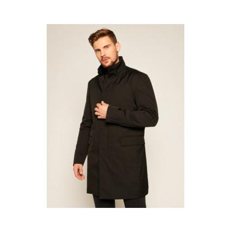 Strellson Prechodný kabát 11 Mayfair 30023258 Čierna Regular Fit