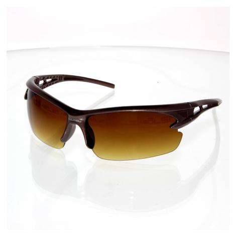 Slnečné okuliare Cyklo hnedé
