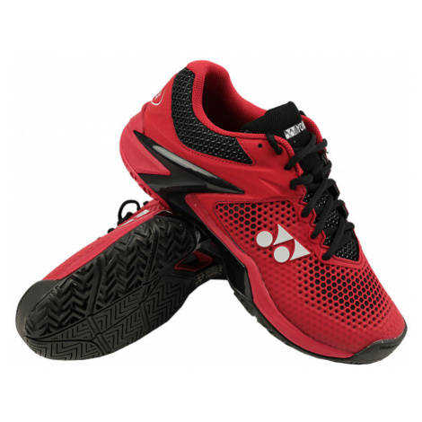 Pánska tenisová obuv Yonex PC Eclipsion 2 AC Red/Black