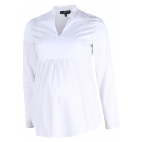 Attesa Blúzka 'Camicia'  biela
