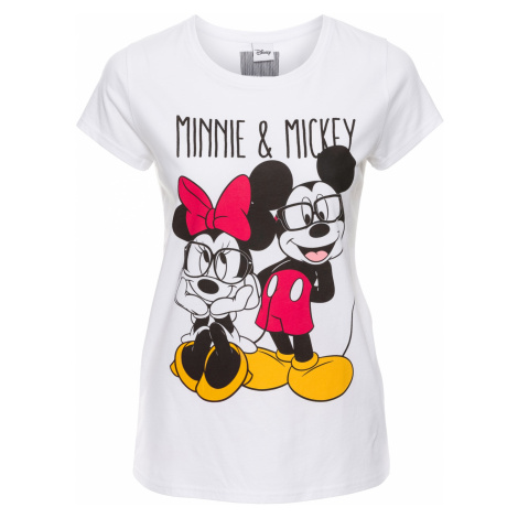Tričko s potlačou Mickey Mouse bonprix