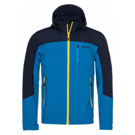 Men's softshell jacket Milo-m dark blue - Kilpi