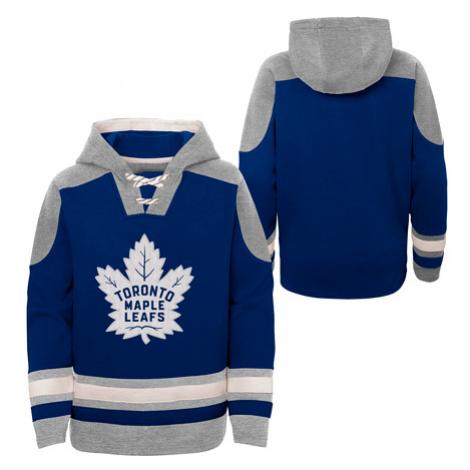 Detská Hokejová Mikina S Kapucňou Outerstuff Ageless Must Have Nhl Toronto Maple Leafs