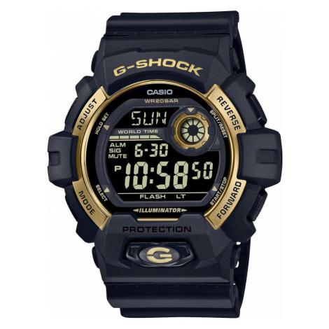 Casio G-Shock G 8900GB-1ER čierne / zlaté