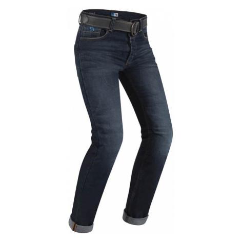 Pánske moto jeansy PMJ Legend Café Racer CE Farba čierna