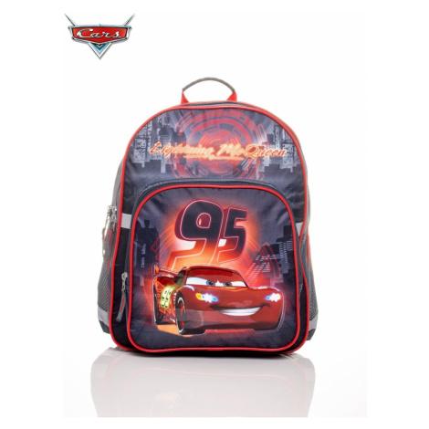 CARS school backpack for boys