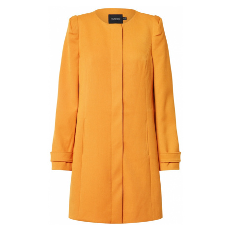 SOAKED IN LUXURY Prechodný kabát 'Katie'  oranžová