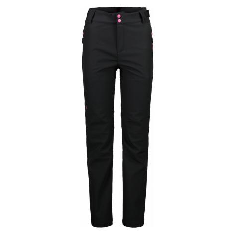LYNE women's softshell pants black LOAP