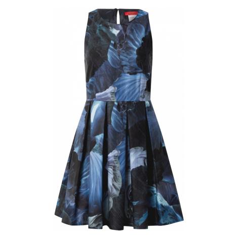MAX&Co. Šaty 'Loredana'  modrá
