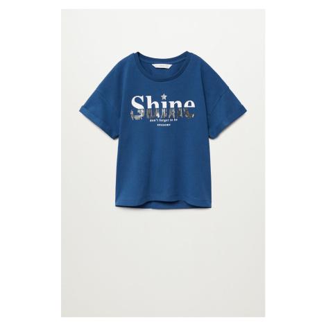 Mango Kids - Detské tričko SHINES