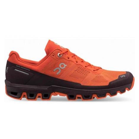 ON CLOUDVENTURE oranžová - Pánska bežecká obuv