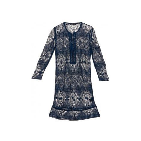Antik Batik LEANE Modrá