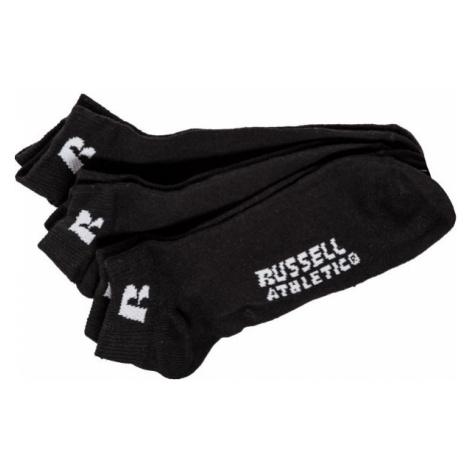 Russell Athletic HALTON čierna - Ponožky