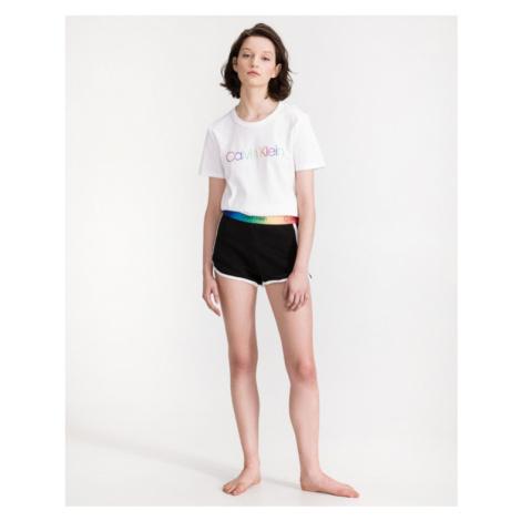 Calvin Klein Pyžamo Čierna Biela