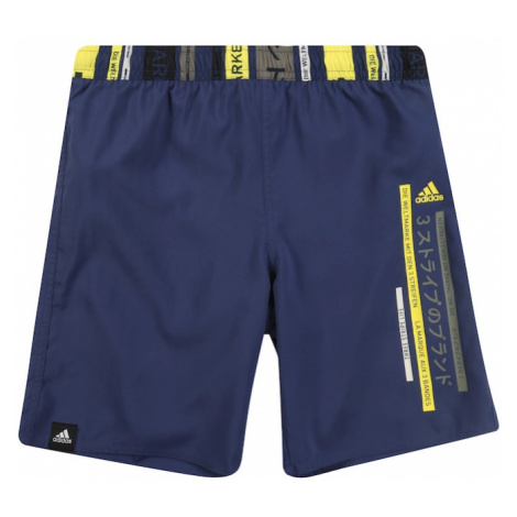 ADIDAS PERFORMANCE Športové plavky 'YA CB SHORTS'  modré