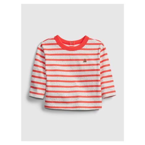 GAP červené detské tričko