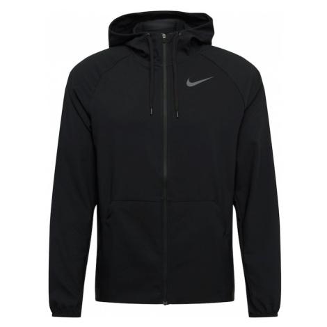 NIKE Športová bunda 'Flex Vent Max'  čierna