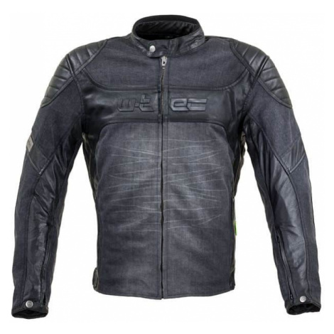 Moto bunda W-TEC Metalgy Farba čierna