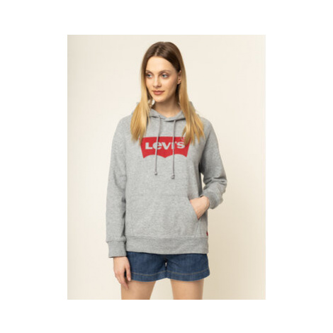 Levi's® Mikina Graphic Sport 35946-0003 Sivá Regular Fit Levi´s