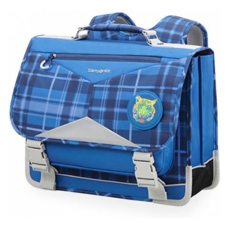 Samsonite Školská taška Sam Ergofit L CH1 19,5 l - check tiger