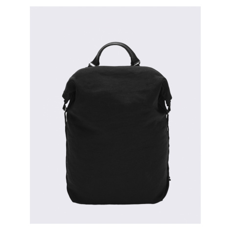 Qwstion Roll Pack Bananatex® All Black